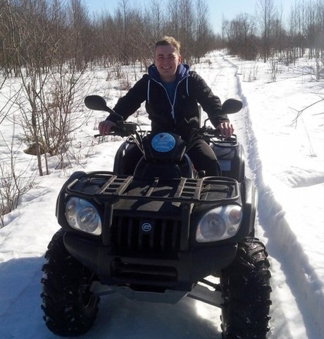 Парни в Вологде: Алексей, 29 - ищет девушку из Вологды