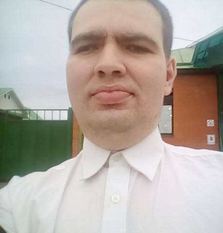 Парни в Ржеве: Ряхин Вадим, 26 - ищет девушку из Ржева