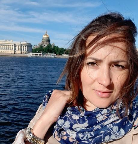 Девушки в Санкт-Петербурге: Антонина, 37 - ищет парня из Санкт-Петербурга