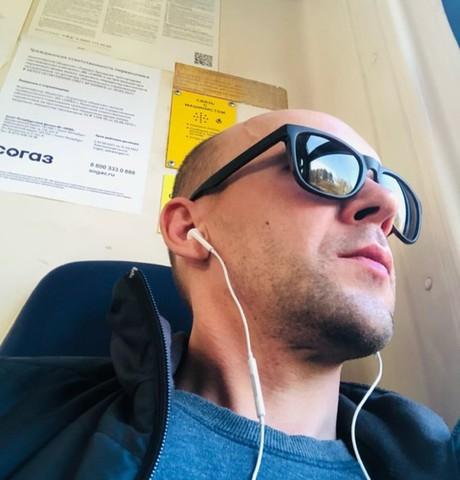 Парни в Санкт-Петербурге: Александр Комлев, 38 - ищет девушку из Санкт-Петербурга