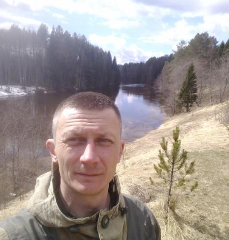 Парни в Вологде: Александр Рогозин, 40 - ищет девушку из Вологды