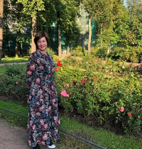 Девушки в Санкт-Петербурге: Виктория, 45 - ищет парня из Санкт-Петербурга