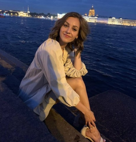 Девушки в Санкт-Петербурге: Яна, 28 - ищет парня из Санкт-Петербурга