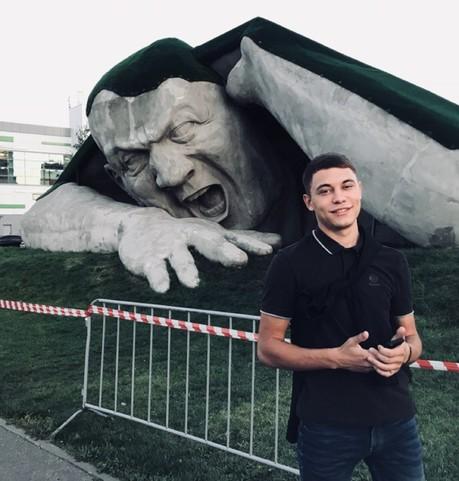 Парни в Абинске: Дмитрий, 23 - ищет девушку из Абинска
