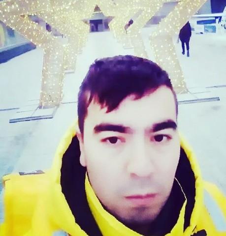 Парни в Москве (Московская обл.): Ферузжон, 27 - ищет девушку из Москвы (Московская обл.)
