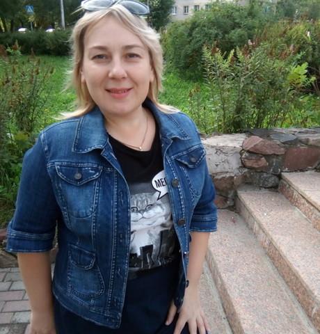 Девушки в Череповце: Наталья, 35 - ищет парня из Череповца
