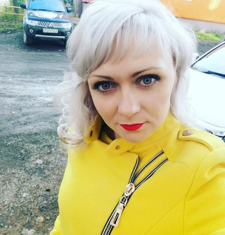 Девушки в Елизово: Лидия, 36 - ищет парня из Елизово