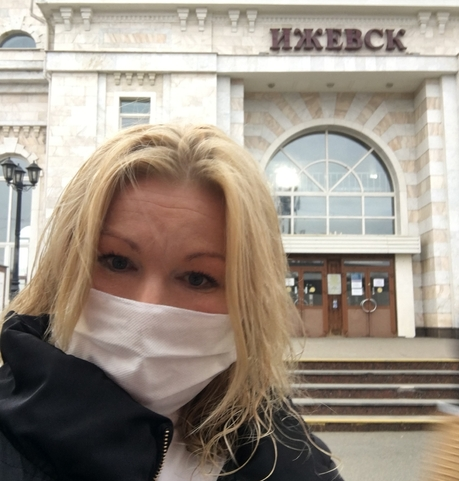 Девушки в Ижевске: Елена, 37 - ищет парня из Ижевска