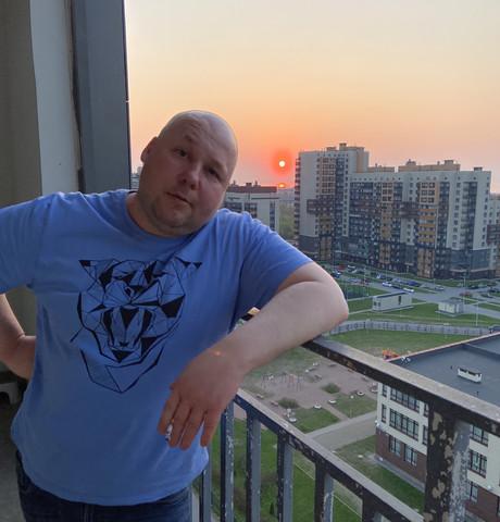 Парни в Санкт-Петербурге: Сергей, 40 - ищет девушку из Санкт-Петербурга