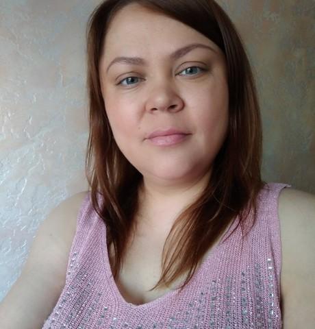Девушки в Петрозаводске: Оксана Титова, 39 - ищет парня из Петрозаводска
