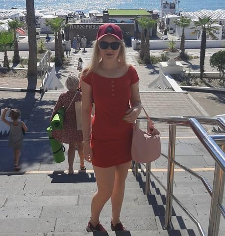Девушки в Краснодаре (Краснодарский край): Юлия Кулешкова, 22 - ищет парня из Краснодара (Краснодарский край)