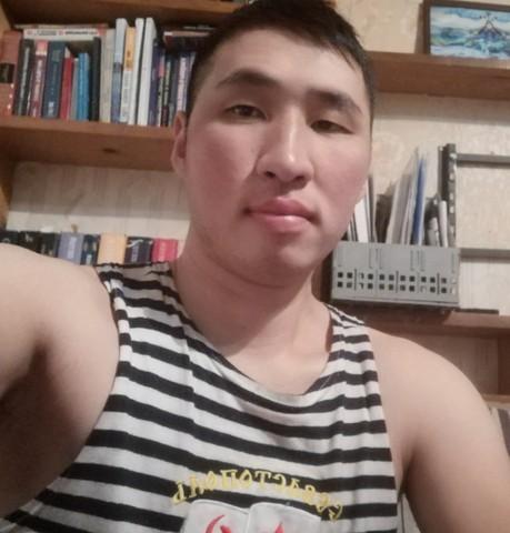Парни в Чите (Забайкальский край): Этигэл, 27 - ищет девушку из Читы (Забайкальский край)