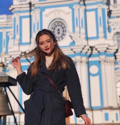 Девушки в Санкт-Петербурге: Юлия Краснова, 26 - ищет парня из Санкт-Петербурга