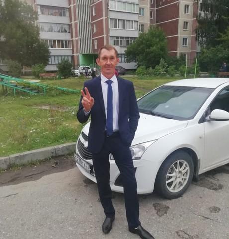 Парни в Ульяновске: Серёга, 42 - ищет девушку из Ульяновска