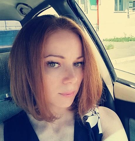 Девушки в Челябинске: Ульяна, 34 - ищет парня из Челябинска