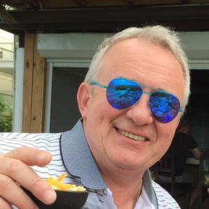 Frank James, 58 лет, Москва