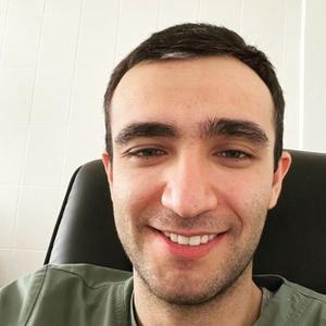 Аскер, 27 лет, Нальчик