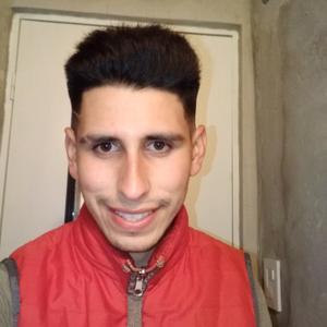 Camilo Saucedo, 22 года, Москва