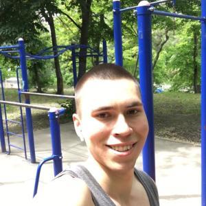 Александр, 23 года, Москва