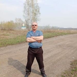 Николай, 55 лет, Юрга