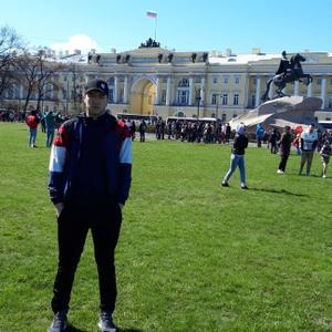 Abbos, 23 года, Санкт-Петербург