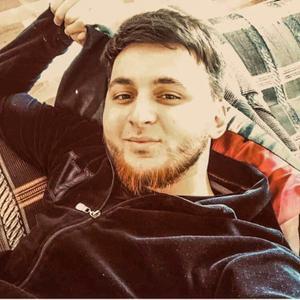 Сулейман, 27 лет, Нальчик