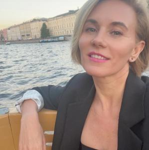 Анна, 42 года, Санкт-Петербург
