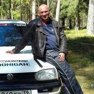 Игорь, 47 лет, Калининград