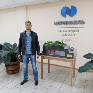 Евгений, 35 лет, Норильск