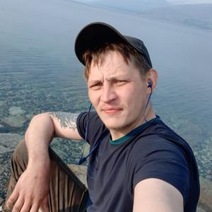 Серый, 34 года, Магадан